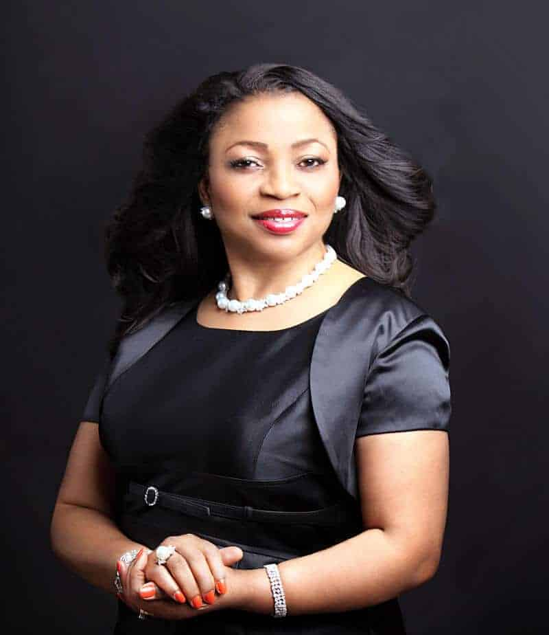 richest woman in nigeria