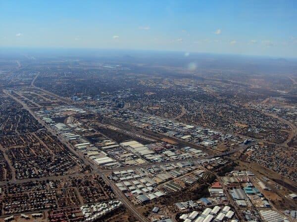 Gaborone-Botswana